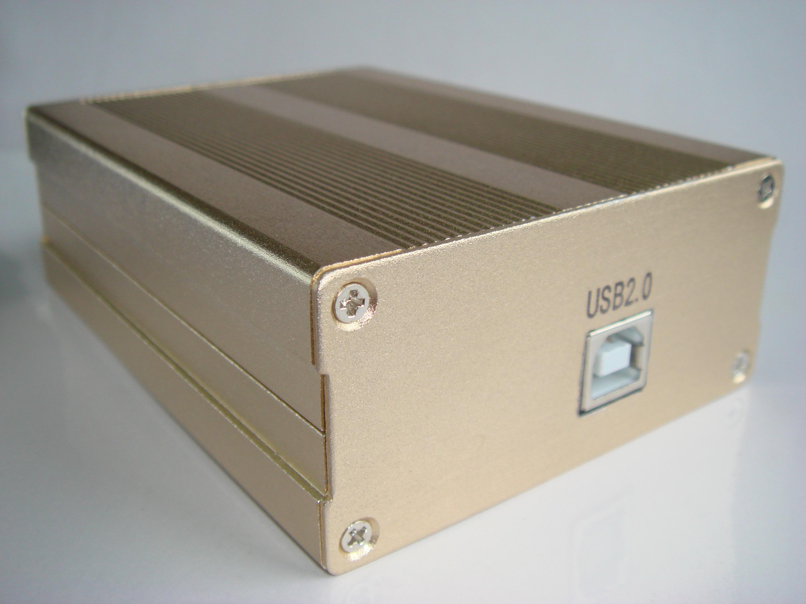 usb传输流(ts)播出盒/发送盒( ty101)